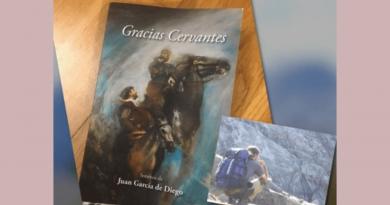 """""""Gracias Cervantes"""""""