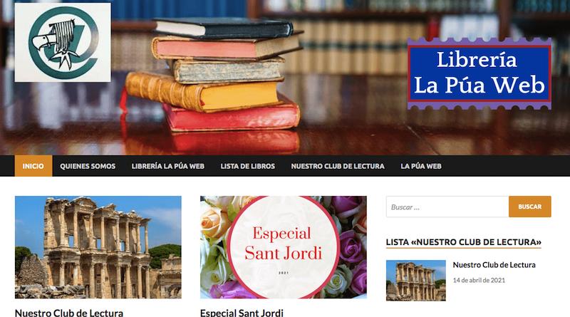 libreria la Pua web editorial