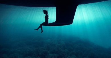 Menorca bajo el agua. Enric Adrian Gener, fotógrafo del mar.