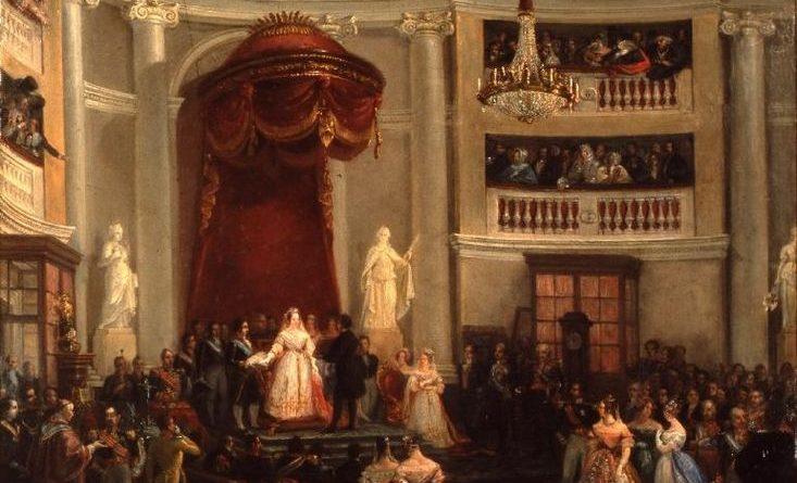 Momentos estelares de la España del S. XIX (XI): El comienzo del reinado de Isabel II y el incidente Olózaga.