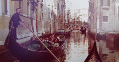 VIAJE A ITALIA (LA ODISEA)