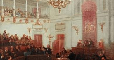 Momentos estelares de la España del S. XIX (cap. 14): La crisis de 1848 y la desintegración del régimen moderado.
